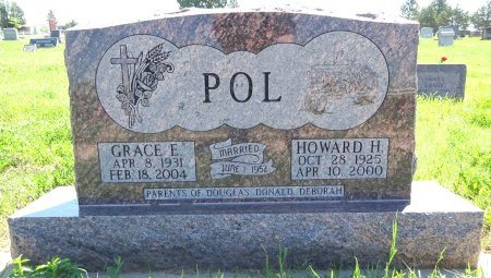 POL, GRACE - Jones County, South Dakota | GRACE POL - South Dakota Gravestone Photos