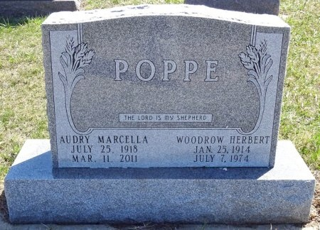 SPLONSKOWSKI POPPE, AUDRY - Jones County, South Dakota | AUDRY SPLONSKOWSKI POPPE - South Dakota Gravestone Photos