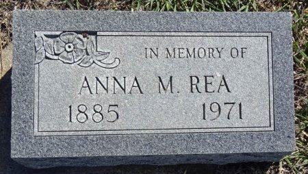 REA, ANNA M. - Jones County, South Dakota | ANNA M. REA - South Dakota Gravestone Photos