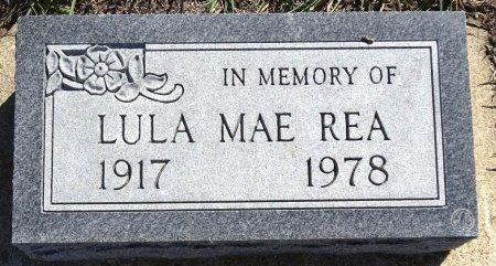 REA, LULA MAE - Jones County, South Dakota | LULA MAE REA - South Dakota Gravestone Photos