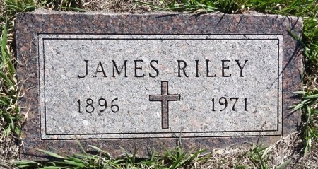 RILEY, JAMES - Jones County, South Dakota | JAMES RILEY - South Dakota Gravestone Photos