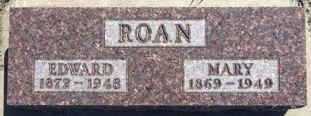 ROAN, MARY - Jones County, South Dakota | MARY ROAN - South Dakota Gravestone Photos