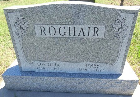 ROGHAIR, HENRY - Jones County, South Dakota | HENRY ROGHAIR - South Dakota Gravestone Photos