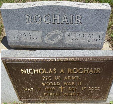 ROGHAIR, NICHOLAS - Jones County, South Dakota | NICHOLAS ROGHAIR - South Dakota Gravestone Photos