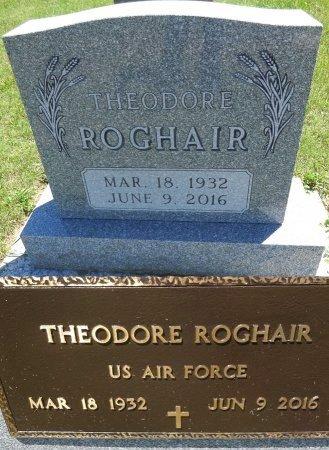 ROGHAIR, THEODORE - Jones County, South Dakota | THEODORE ROGHAIR - South Dakota Gravestone Photos