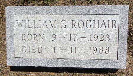 ROGHAIR, WILLIAM - Jones County, South Dakota | WILLIAM ROGHAIR - South Dakota Gravestone Photos