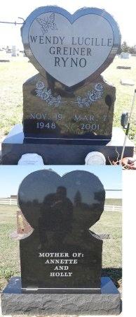 RYNO, WENDY - Jones County, South Dakota | WENDY RYNO - South Dakota Gravestone Photos
