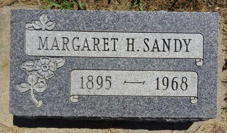 SANDY, MARGARET - Jones County, South Dakota | MARGARET SANDY - South Dakota Gravestone Photos