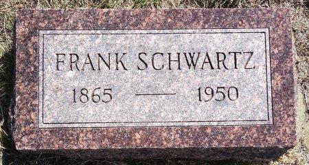 SCHWARTZ, FRANK - Jones County, South Dakota | FRANK SCHWARTZ - South Dakota Gravestone Photos