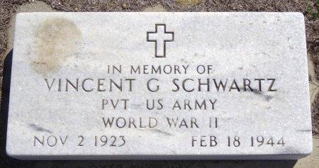 SCHWARTZ, VINCENT - Jones County, South Dakota   VINCENT SCHWARTZ - South Dakota Gravestone Photos