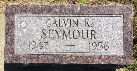 SEYMOUR, CALVIN - Jones County, South Dakota | CALVIN SEYMOUR - South Dakota Gravestone Photos