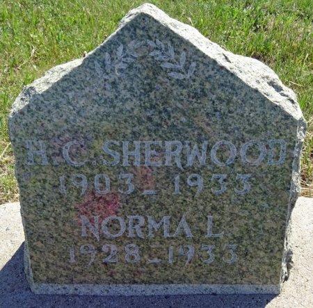 SHERWOOD, NORMA - Jones County, South Dakota | NORMA SHERWOOD - South Dakota Gravestone Photos