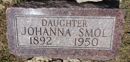 SMOL, JOHANNA - Jones County, South Dakota | JOHANNA SMOL - South Dakota Gravestone Photos