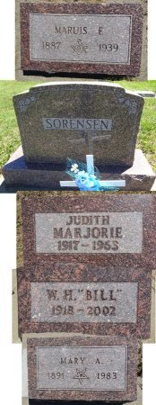 SORENSEN, JUDITH - Jones County, South Dakota | JUDITH SORENSEN - South Dakota Gravestone Photos