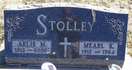 STOLLEY, ARLIE - Jones County, South Dakota | ARLIE STOLLEY - South Dakota Gravestone Photos