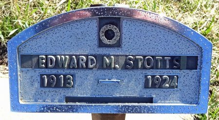 STOTTS, EDWARD - Jones County, South Dakota | EDWARD STOTTS - South Dakota Gravestone Photos