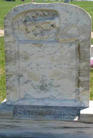 STOTTS, PLOT - Jones County, South Dakota   PLOT STOTTS - South Dakota Gravestone Photos