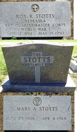STOTTS, ROY - Jones County, South Dakota | ROY STOTTS - South Dakota Gravestone Photos