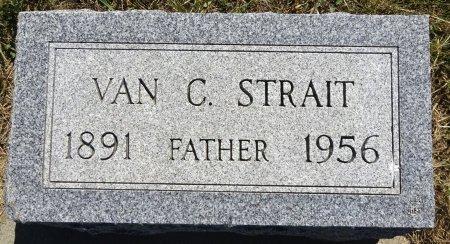 STRAIT, VAN - Jones County, South Dakota   VAN STRAIT - South Dakota Gravestone Photos