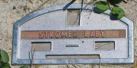 STROMER, BABY - Jones County, South Dakota   BABY STROMER - South Dakota Gravestone Photos