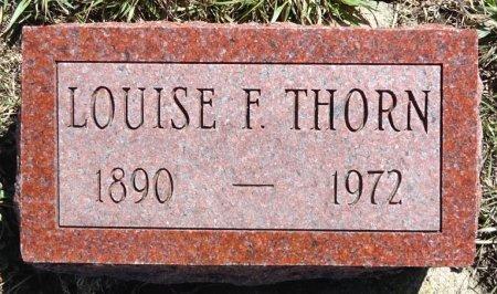 THORN, LOUISE - Jones County, South Dakota | LOUISE THORN - South Dakota Gravestone Photos