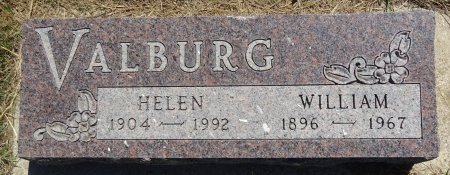 VALBURG, WILLIAM - Jones County, South Dakota   WILLIAM VALBURG - South Dakota Gravestone Photos