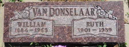 VAN DONSELAAR, RUTH - Jones County, South Dakota | RUTH VAN DONSELAAR - South Dakota Gravestone Photos