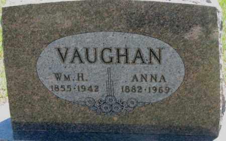 VAUGHAN, WM. H. - Jones County, South Dakota | WM. H. VAUGHAN - South Dakota Gravestone Photos
