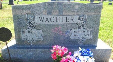 WACHTER, MARGARET - Jones County, South Dakota   MARGARET WACHTER - South Dakota Gravestone Photos
