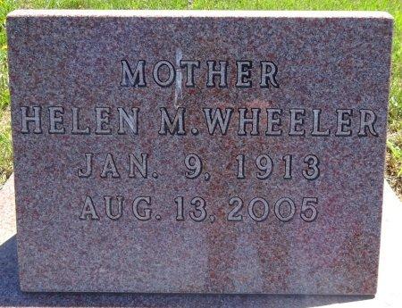 WHEELER, HELEN - Jones County, South Dakota   HELEN WHEELER - South Dakota Gravestone Photos