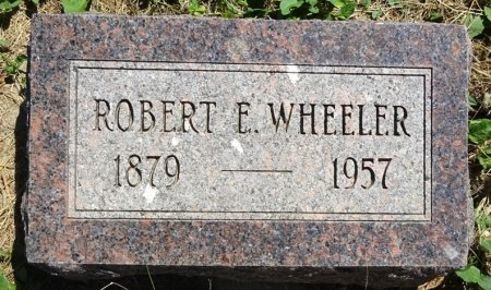 WHEELER, ROBERT - Jones County, South Dakota | ROBERT WHEELER - South Dakota Gravestone Photos