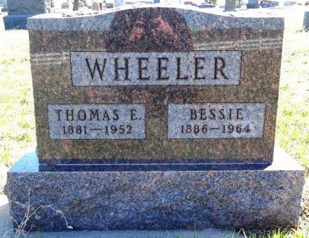 WHEELER, THOMAS - Jones County, South Dakota | THOMAS WHEELER - South Dakota Gravestone Photos