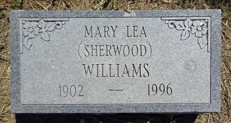 SHERWOOD WILLIAMS, MARY  - Jones County, South Dakota | MARY  SHERWOOD WILLIAMS - South Dakota Gravestone Photos