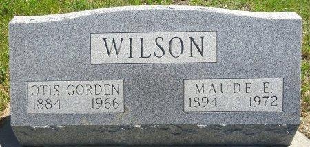 WILSON, OTIS - Jones County, South Dakota | OTIS WILSON - South Dakota Gravestone Photos