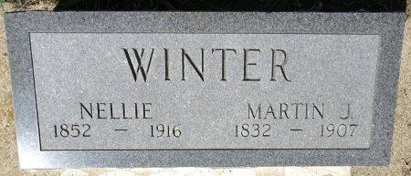 WINTER, NELLIE - Jones County, South Dakota | NELLIE WINTER - South Dakota Gravestone Photos