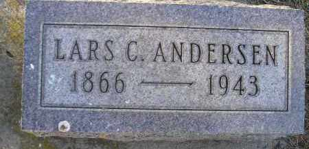 ANDERSEN, LARS C - Kingsbury County, South Dakota | LARS C ANDERSEN - South Dakota Gravestone Photos