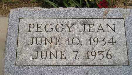 AUGHENBAUGH, PEGGY JEAN - Kingsbury County, South Dakota | PEGGY JEAN AUGHENBAUGH - South Dakota Gravestone Photos