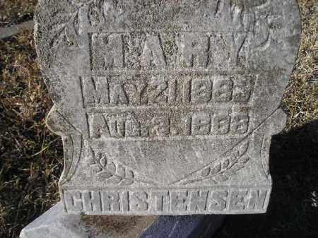 CHRISTENSEN, MARY - Kingsbury County, South Dakota | MARY CHRISTENSEN - South Dakota Gravestone Photos