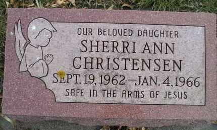 CHRISTENSEN, SHERRI ANN - Kingsbury County, South Dakota | SHERRI ANN CHRISTENSEN - South Dakota Gravestone Photos