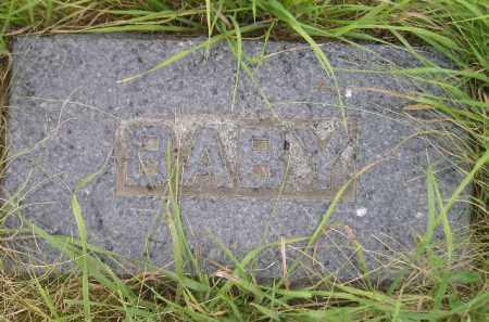 CLENDENING, BABY - Kingsbury County, South Dakota | BABY CLENDENING - South Dakota Gravestone Photos