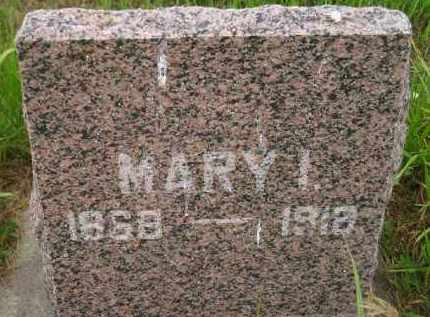 CLENDENING, MARY I. - Kingsbury County, South Dakota | MARY I. CLENDENING - South Dakota Gravestone Photos