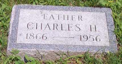 DERSCHEID, CHARLES HENRY - Kingsbury County, South Dakota | CHARLES HENRY DERSCHEID - South Dakota Gravestone Photos