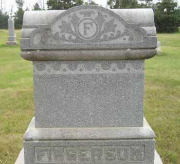 FINGERSON, FAMILY STONE - Kingsbury County, South Dakota   FAMILY STONE FINGERSON - South Dakota Gravestone Photos