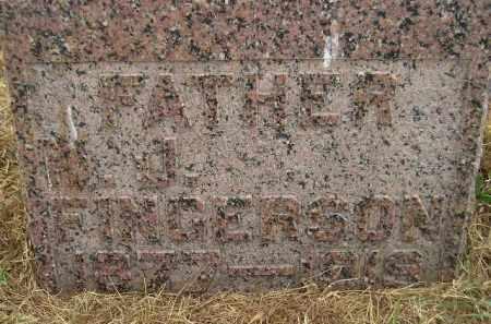 FINGERSON, M.J. - Kingsbury County, South Dakota | M.J. FINGERSON - South Dakota Gravestone Photos