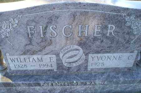 FISCHER, YVONNE C - Kingsbury County, South Dakota | YVONNE C FISCHER - South Dakota Gravestone Photos