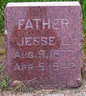 FISHER, JESSE L - Kingsbury County, South Dakota   JESSE L FISHER - South Dakota Gravestone Photos