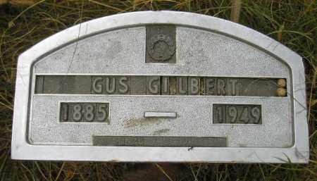 GILBERT, GUS - Kingsbury County, South Dakota   GUS GILBERT - South Dakota Gravestone Photos