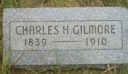 GILMORE, CHARLES H. - Kingsbury County, South Dakota | CHARLES H. GILMORE - South Dakota Gravestone Photos