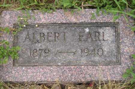 GOSS, ALBERT EARL - Kingsbury County, South Dakota | ALBERT EARL GOSS - South Dakota Gravestone Photos