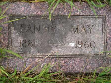GOSS, FANNY MAY - Kingsbury County, South Dakota | FANNY MAY GOSS - South Dakota Gravestone Photos